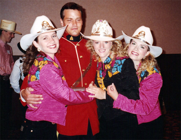 Highlights From The 1995 Calgary Stampede Queen And